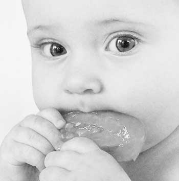 baby first solid food