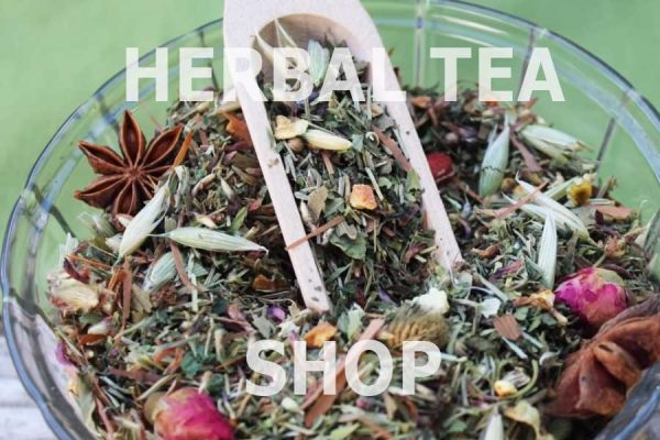online herbal tea shop